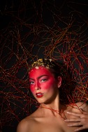 Fashion Shoot ~ Photographer: Lucko Prawito, Stylist: Sam Gan, HMUA: Mural Beauty, Model: Rael Ruby from Red11 Models