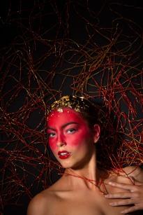 Fashion Shoot ~ Photographer: Lucko Prawito, Stylist: Sam Gan, HMUA: Mural Beauty, Model: Rael Ruby from Red11 Models